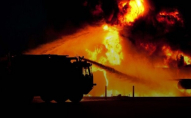 У Володимирі-Волинському поліція з'ясовує подробиці пожежі в розважальному закладі