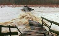 Синоптики попереджають про паводки у кількох районах Волині