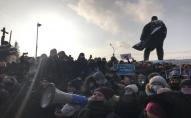 МЗС України підтримало Навального і засудило насильство силовиків проти мирних учасників акцій протесту
