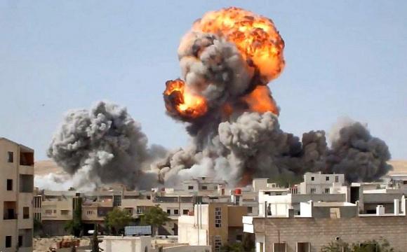 Під час авіаудару США по Сирії загинули 17 осіб