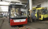 У Луцьку тестують перший тролейбус з системою знезараження повітря. ВІДЕО