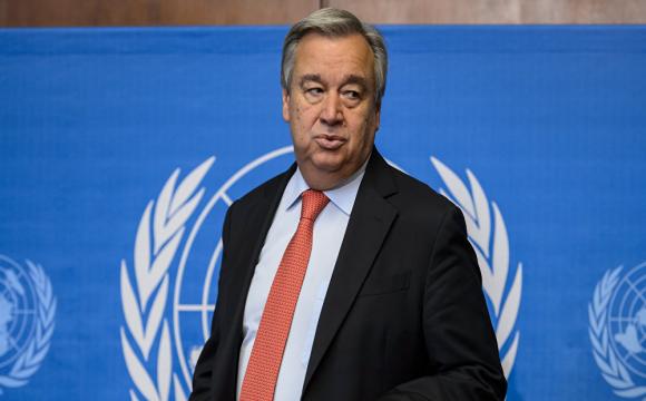 Генсек ООН порівняв нинішню ситуацію у світі з 1945 роком