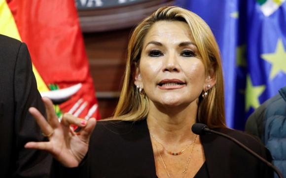 Колишній президент Болівії ховалася від поліції під ліжком