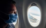 За відмову правильно надіти маску: пасажира літака оштрафували на 10 тисяч