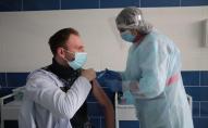 В Україні зробили рекордну кількість COVID-щеплень