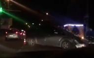 Моторошна ДТП у Луцьку: постраждалих госпіталізували до лікарні. ВІДЕО