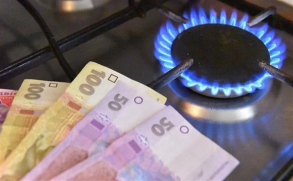 Скільки волиняни витратять на газ в січні