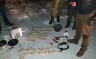 Українець намагався провезти в РФ партію синтетичних наркотиків