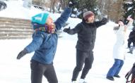 У Луцьку повели фестиваль зимових розваг. ФОТО