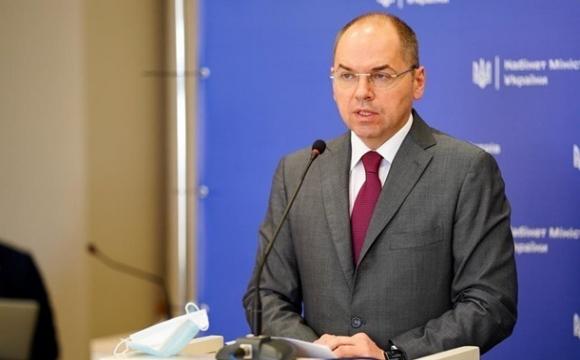 Степанов назвав терміни перших постачань вакцини від COVID-19 в Україну
