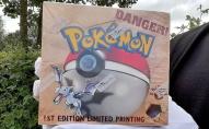 Чоловік знайшов вдома картки з відомої гри «Pokemon» та розбагатів