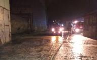 Пожежа на Зміївській ТЕС: цілу ніч працювали 60 рятувальників та 16 одиниць техніки. ФОТО