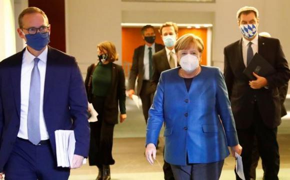 Німеччина вводить жорсткий локдаун уже з 16 грудня: які правила у них?