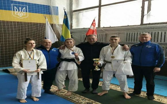 У Луцьку відбувся всеукраїнський турнір з дзюдо
