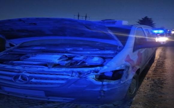 На трасі Ковель-Теребляче на ходу спалахнула автівка