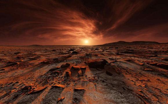 На Марсі спробують створити кисень