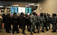 У Москві чекають Навального: поліція почала масові арешти в аеропорту