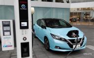 В Україні продажі електрокарів зросли на 60%