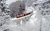 Спеціально до зимових свят «Укрзалізниця» запустить потяг Київ-Львів