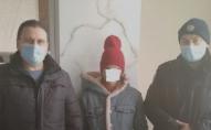 Волинські поліцейські розшукали дівчинку, яка втекла з дому. ФОТО