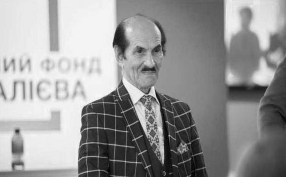 Як пройшли похорони легендарного Григорія Чапкіса. ФОТО