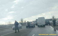 ДТП поблизу Луцька: рух ускладнений. ФОТО