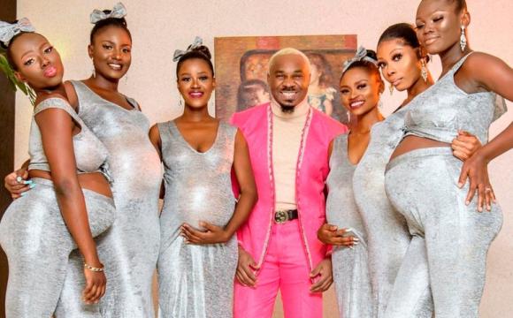 Бізнесмен прийшов на весілля з шістьма вагітними від нього подругами
