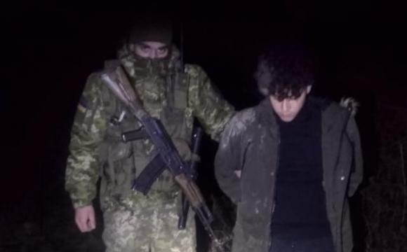 На українсько-словацькому кордоні затримали нелегалів