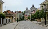 Зупинять рух транспорту у «старому місті» Луцька