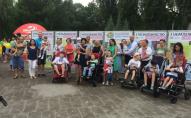 На підтримку дітей з ДЦП: у Луцьку відбудеться флешмоб-хода