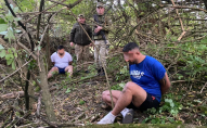 На Волині чоловіки вплав через річку намагалися потрапити до Польщі