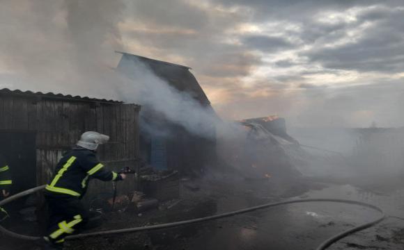 За добу на Волині ліквідували 3 пожежі