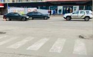 У Луцьку зіткнулися два автомобілі. ФОТО