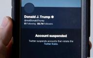 Меркель вважає «проблематичним» блокування Трампа в Twitter