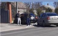 У Липинах сталась ДТП за участю 2 авто. ФОТО