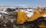 У Ківерцівській громаді впорядковують занедбане сміттєзвлище