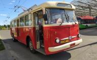 Поляки купили старезний український тролейбус