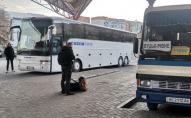 У Луцьку через відсутність щеплень у водіїв зняли три автобусні рейси