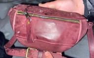 У львівській маршрутці у лучанки вкрали сумку. ФОТО