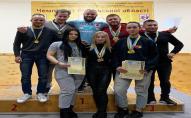 Волиняни здобули нагороди на Відкритому чемпіонаті Рівненської області з пауерліфтингу та жиму лежачи