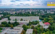 Приймальне відділення Луцької лікарні у 100% будівельній готовності. ФОТО