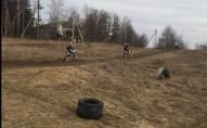 Під час змагань з мотокросу на Волині травмувався спортсмен: потрібні донори