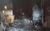 12-річний хлопчик умисно підпалив церкву, її гасили усім селом