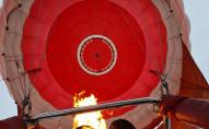 Львів'яни здійснили рекордну мандрівку Карпатами на повітряній кулі. ФОТО. ВІДЕО