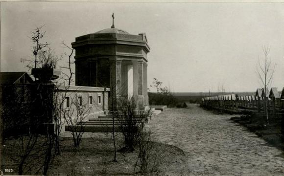 Показали світлини знищених кладовищ на Волині часів Першої Світової війни