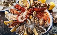 Рибна п'ятниця у «Patio di fiori»: безплатні трансфер і вино