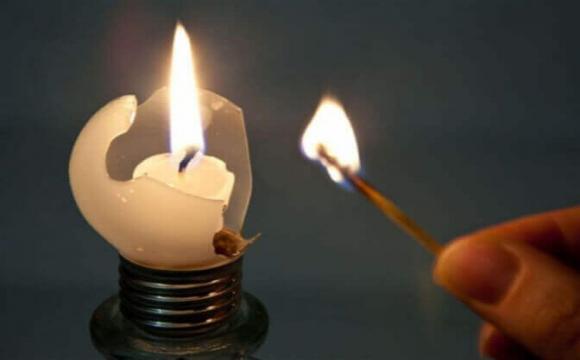 У Луцьку - проблеми зі світлом: може згоріти техніка