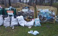Через безвідповідальність місцевої влади центр села на Волині став сміттєзвалищем