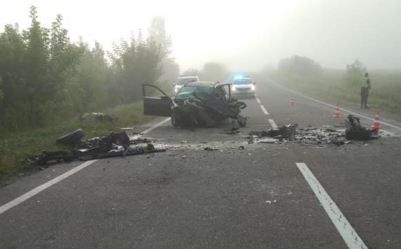 Моторошна ДТП під Луцьком: семеро людей у лікарні. ФОТО