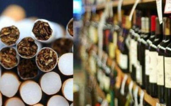 В Україні подорожчали алкоголь і тютюн